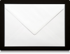 C5 White Envelopes (100gsm)