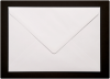 C6 White Envelopes (100gsm)