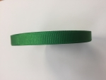 1 x Mid Green Grosgrain Ribbon 10mm x 22metres