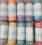 1 x Pewter Grey  Butchers Twine x 25m