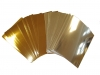 20 x Gold and Silver A5 Mirror Board
