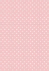 10 Sheets Pink Medium Polka Dot A4 Card 250gsm