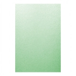 5 Sheets Of 1 Sided Pale Green A4 Pearl Card 300gsm