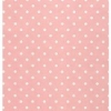 10 Sheets A4  Pink Small Polka  Dot Card 300gsm