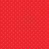 10 Sheets Red Medium Polka Dot Card 250gsm