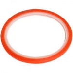 2 Rolls 9mm Red High Tack Double Sided Tape