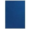 10 x A4 Sheets Royal Blue Card 280gsm